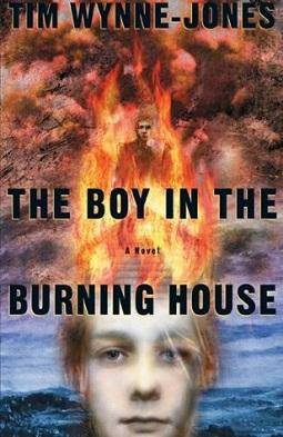 <i>The Boy in the Burning House</i> book by Tim Wynne-Jones
