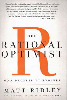 Afbeeldingsresultaat voor rational optimist ridley
