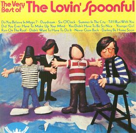 The Very Best of the Lovin' Spoonful artwork