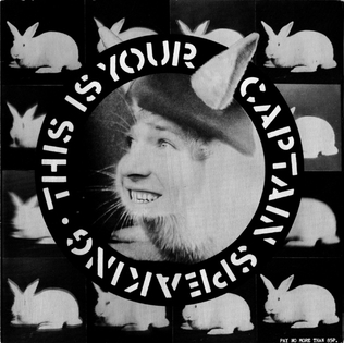 <i>This Is Your Captain Speaking</i> (EP) 1981 EP by Captain Sensible