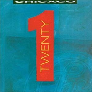 <i>Twenty 1</i> 1991 studio album by Chicago