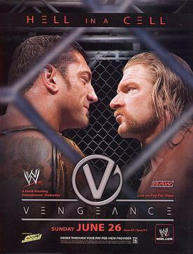 Image result for wwe vengeance 2005