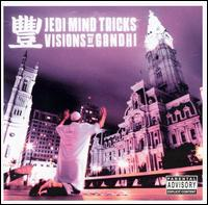 <i>Visions of Gandhi</i> 2003 studio album by Jedi Mind Tricks