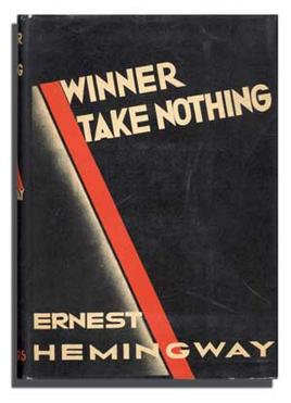 the escape from nothingness in a clean well lighted place by ernest hemingway A clean well-lighted place by ernest hemingway essay analysis on symbols and symbolism this story is filled with symbols of hopelessness.