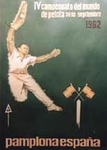 1962 Basque Pelota World Championships