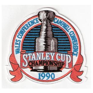 1990 Stanley Cup Finals 1990 ice hockey championship series