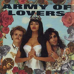 <i>Disco Extravaganza</i> 1990 studio album by Army of Lovers