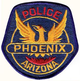 Phoenix Police Department - Wikipedia