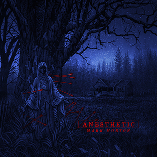 <i>Anesthetic</i> (album) 2019 studio album by Mark Morton