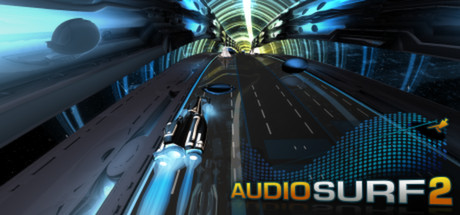 Picture of a game: Audiosurf 2