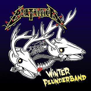 <i>Winter Plunderband</i> 2009 EP by Beatallica