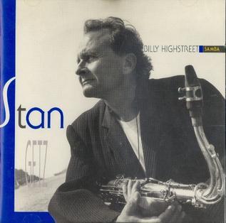 <i>Billy Highstreet Samba</i> 1990 studio album by Stan Getz