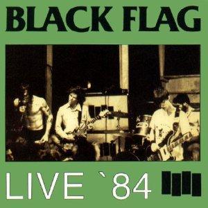 <i>Live 84</i> 1984 live album by Black Flag