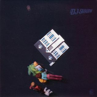 Midnight in a Perfect World 1996 single by DJ Shadow
