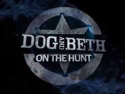 Dog and Beth On the Hunt.jpg