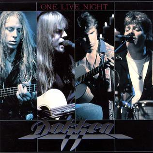 DOKKEN -One Live Night