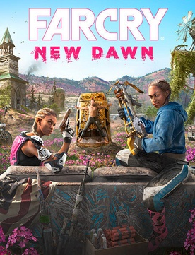 Okładka gry Far Cry New Dawn