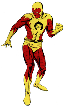 Image Result For Marvel Yellow Jacket