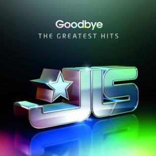 <i>Goodbye – The Greatest Hits</i> 2013 greatest hits album by JLS