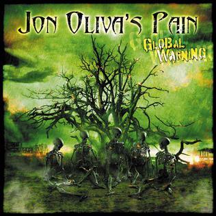 <i>Global Warning</i> (Jon Olivas Pain album) 2008 studio album by Jon Olivas Pain