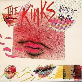 Word of mouth the kinks album wikipedia for Love is a four letter word album cover