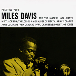 <i>Miles Davis and the Modern Jazz Giants</i> album by Miles Davis