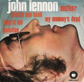 My Mummys Dead 1970 song by John Lennon