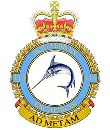 415 Long Range Patrol Force Development Squadron