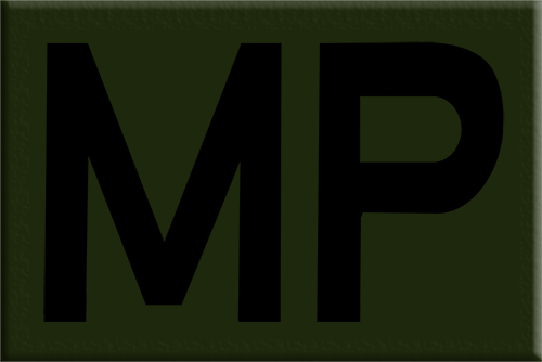 RACMP Royal Australian Corps of Military Police,