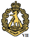 7th Battalion, Royal Australian Regiment Australian Army infantry battalion