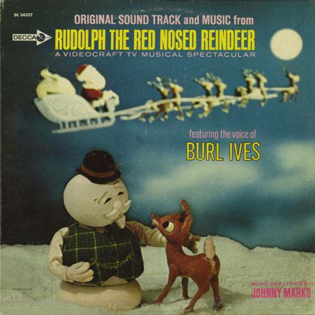 <i>Rudolph the Red-Nosed Reindeer</i> (soundtrack) 1964 soundtrack album by cast