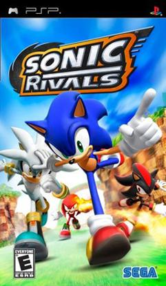 Picture of a game: Sonic Rivals