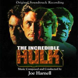 <i>The Incredible Hulk: Original Soundtrack Recording</i> 1999 album