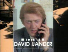 <i>This is David Lander</i> television series