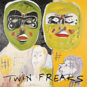 Twin Freaks album cover