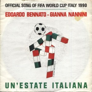 Unestate italiana 1990 single by Gianna Nannini and Edoardo Bennato