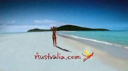 Australia Tourism Advertisement