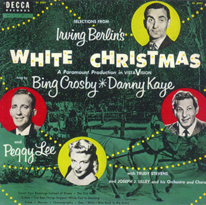 <i>Selections from Irving Berlins White Christmas</i> 1954 studio album by Bing Crosby