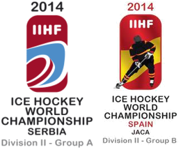 2014 IIHF World Championship Division II