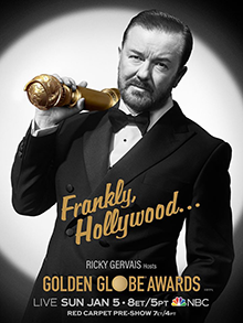 77th Golden Globe Awards 2020 film and television awards ceremony