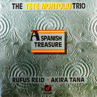 <i>A Spanish Treasure</i> 1992 studio album by The Tete Montoliu Trio