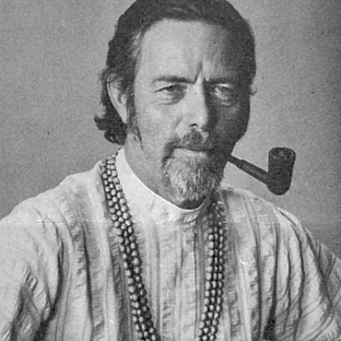 Picture of an author: Alan Watts