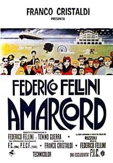 <i>Amarcord</i> 1973 Italian film