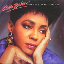 Giving You the Best That I Got (song) 1988 single by Anita Baker