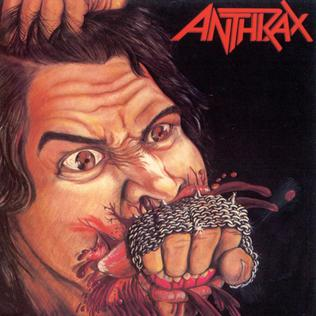 <i>Fistful of Metal</i> 1984 studio album by Anthrax