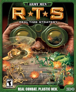 File Army Men - RTS Coverart pngArmy Men Png