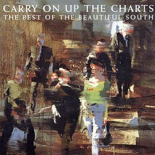 <i>Carry On up the Charts</i> 1994 greatest hits album by The Beautiful South