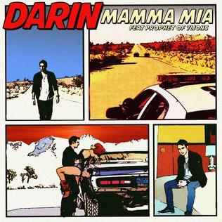 Mamma Mia (Darin song) 2014 single by Darin Zanyar