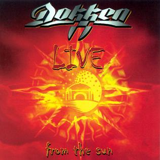 DOKKEN - Live from the Sun