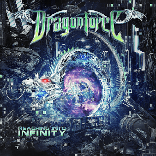 <i>Reaching into Infinity</i> 2017 studio album by DragonForce